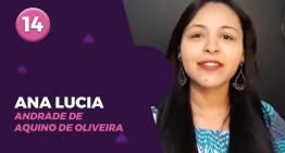 14 – ANA LUCIA ANDRADE DE AQUINO DE OLIVEIRA