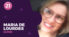 21 – MARIA DE LOURDES ULHOA