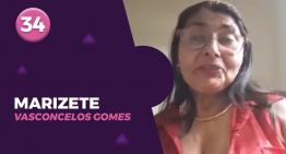 34 – MARIZETE VASCONCELOS GOMES