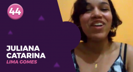44 – JULIANA CATARINA LIMA GOMES